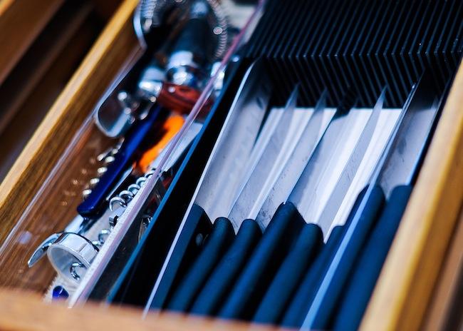 Knife Organizer