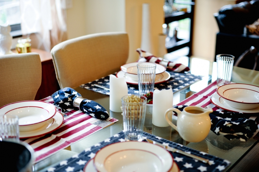 Host a fourth of July Party ideas