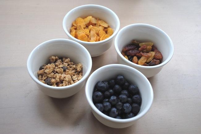 Yogurt Flax Medley