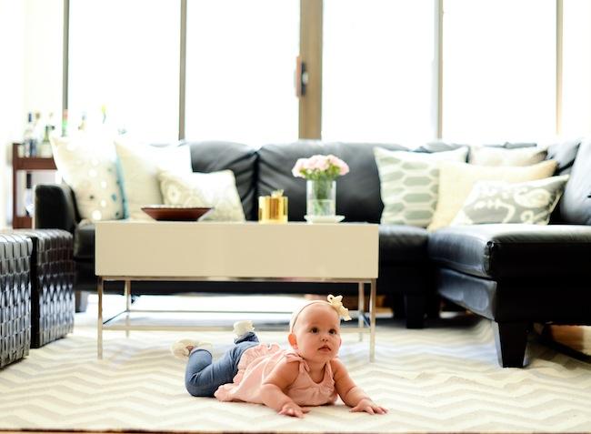 FHB Style: Baby Denim