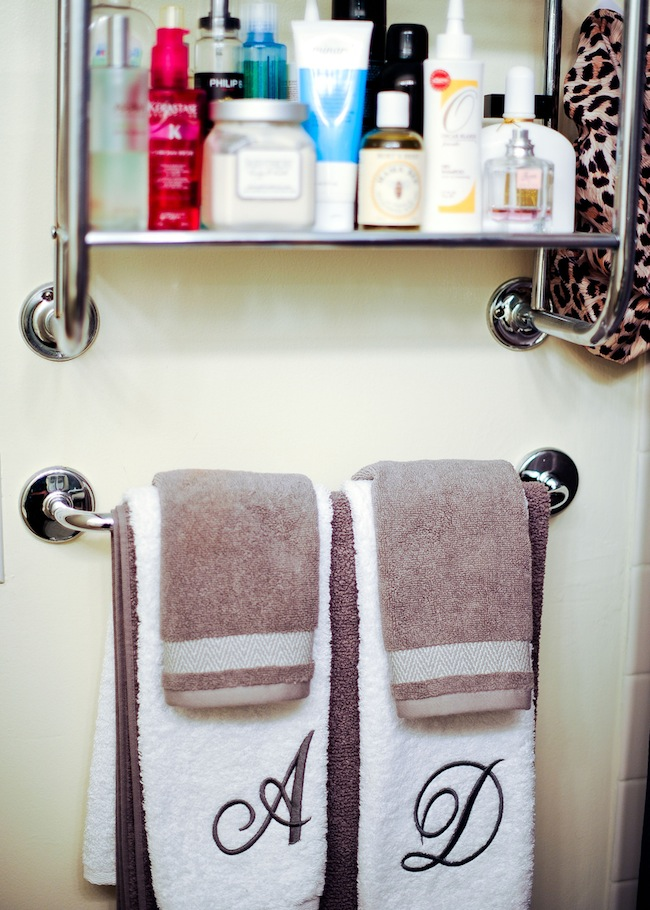 Organize your Powder Room