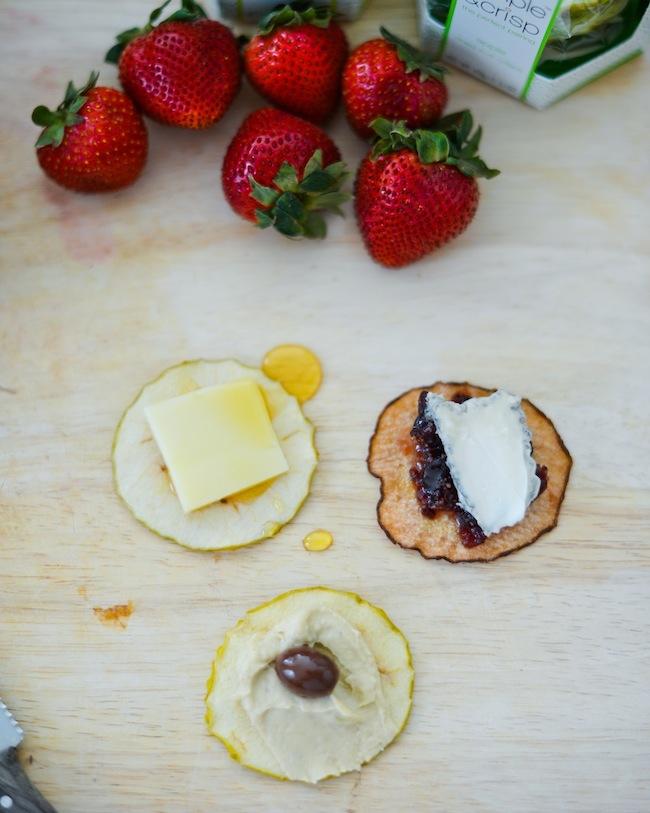 Simple & Crisp Appetizers