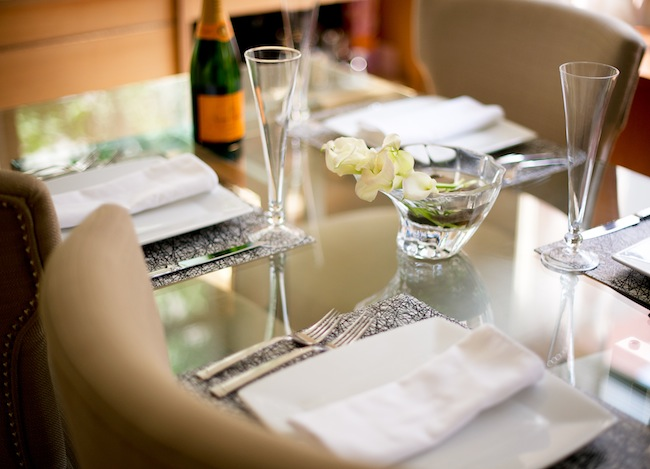 Set the Table: Host a Champagne Celebration