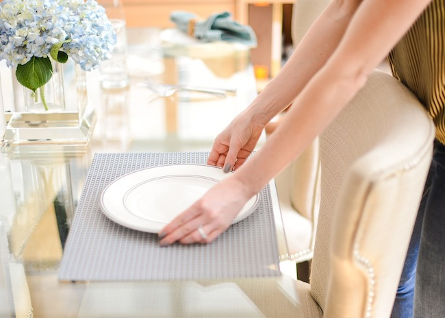 Set the Table: Wednesday Blues