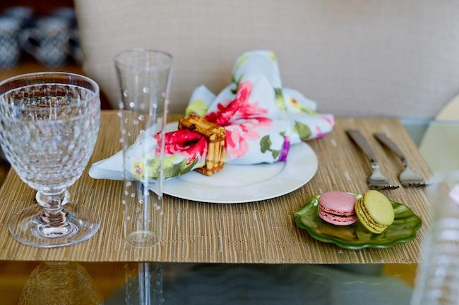 Set the Table: Au Revoir Summer