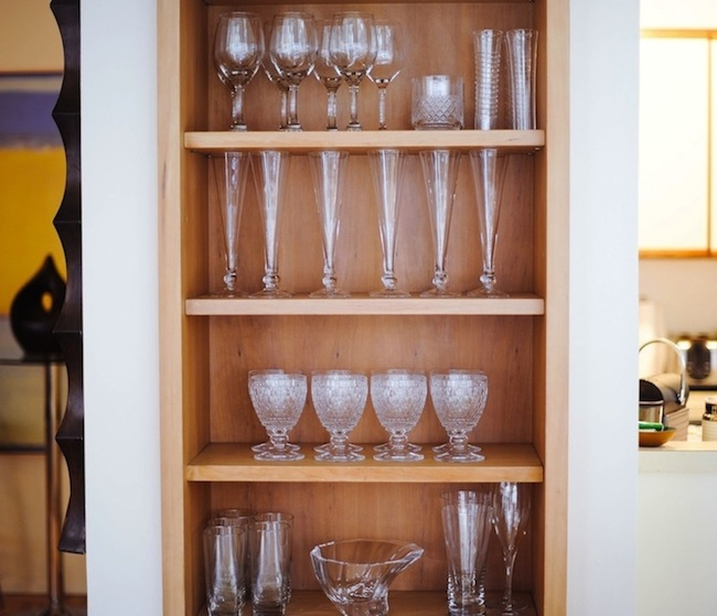 FH Decor Idea: Glassware Checklist