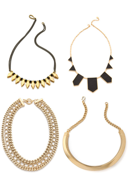 Statement Jewelry for the Office