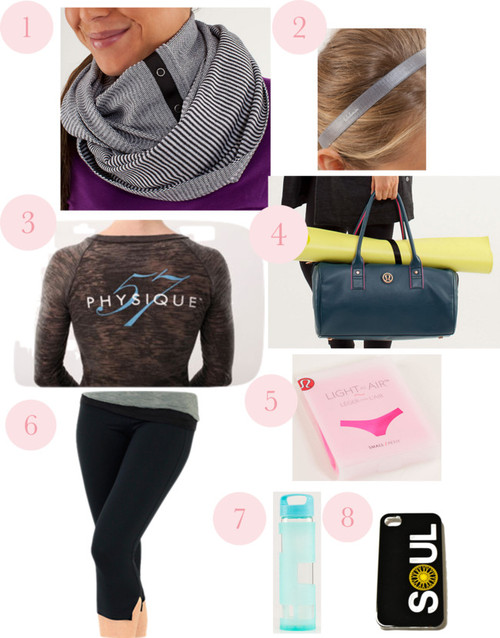 Sweat in Style: Pre-Turkey Workout Gear