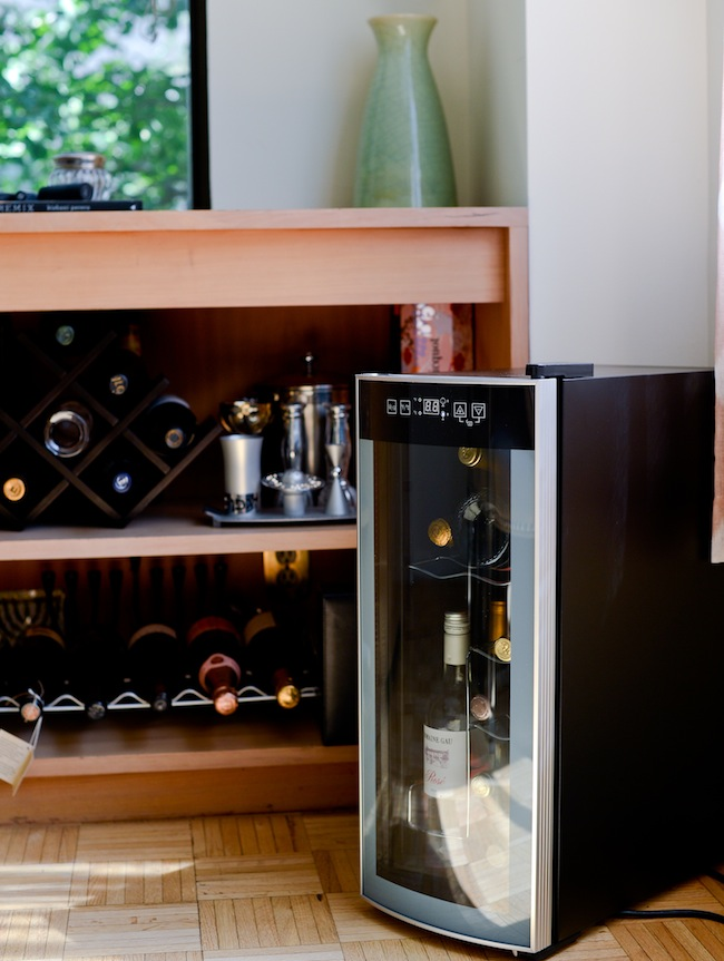 Organize Your Wine - FashionableHostess.com