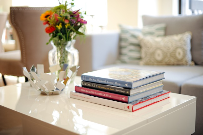 Use Coffee Table Books As Decor Fashionable Hostess Fashionable