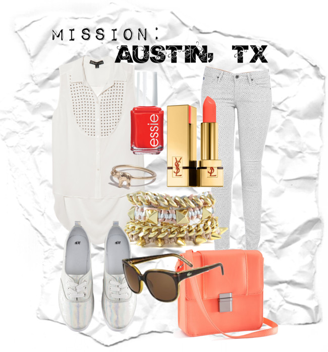 Travel Prep: Austin, TX
