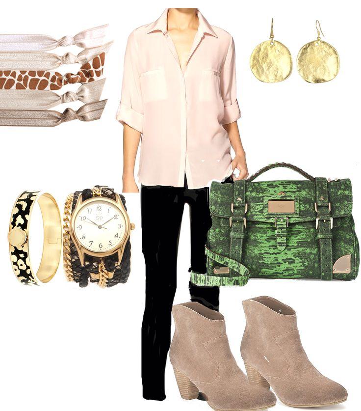 Head-to-Toe Fall Fashion
