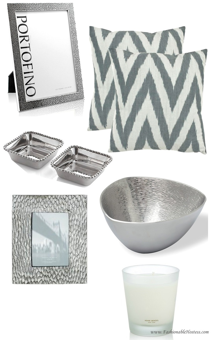 FH Entertaining Essentials: Silver Accents