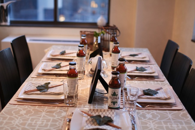 FH Event: Delicious & Decadent Eco-Friendly Dinner Party