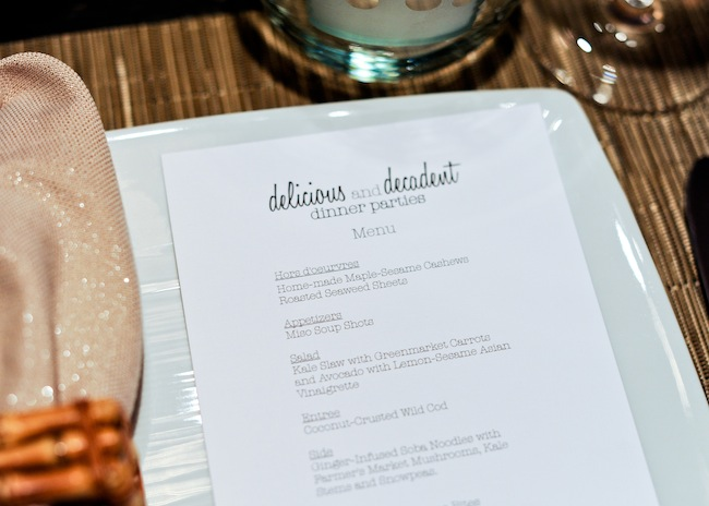 FH Event: Delicious & Decadent Launch Party