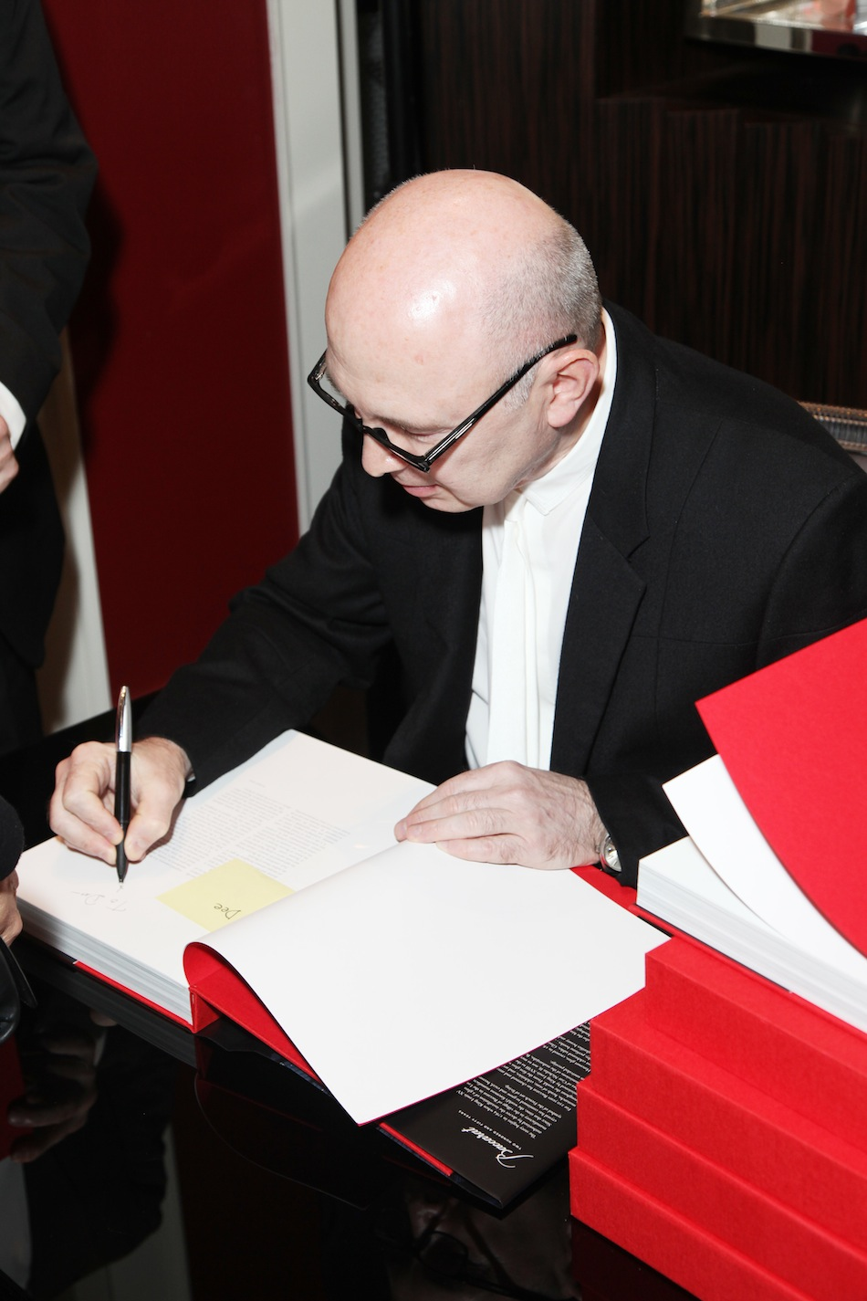 Book Launch and Signing of Baccarat: Two Hundred And Fifty Years
