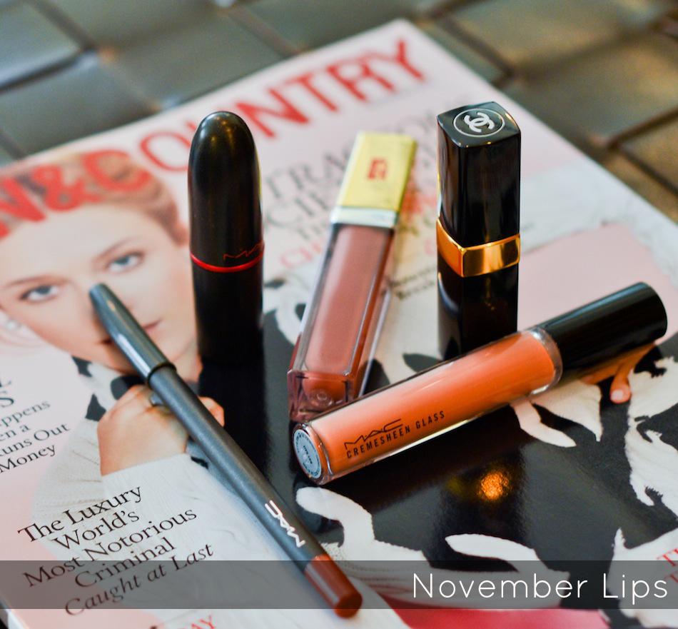 November Lips
