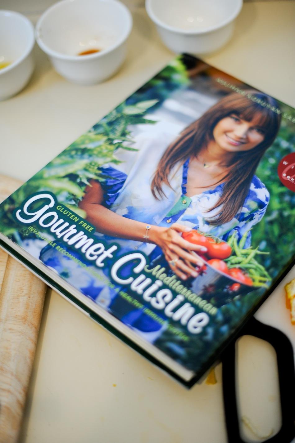 Book Gluten Free 'Mediterranean' Gourmet Cuisine  by Aslıhan Koruyan Sabancı
