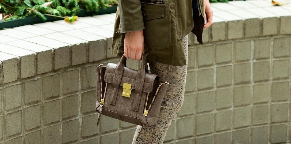 3.1 Phillip Lim Bag // FashionableHostess.com
