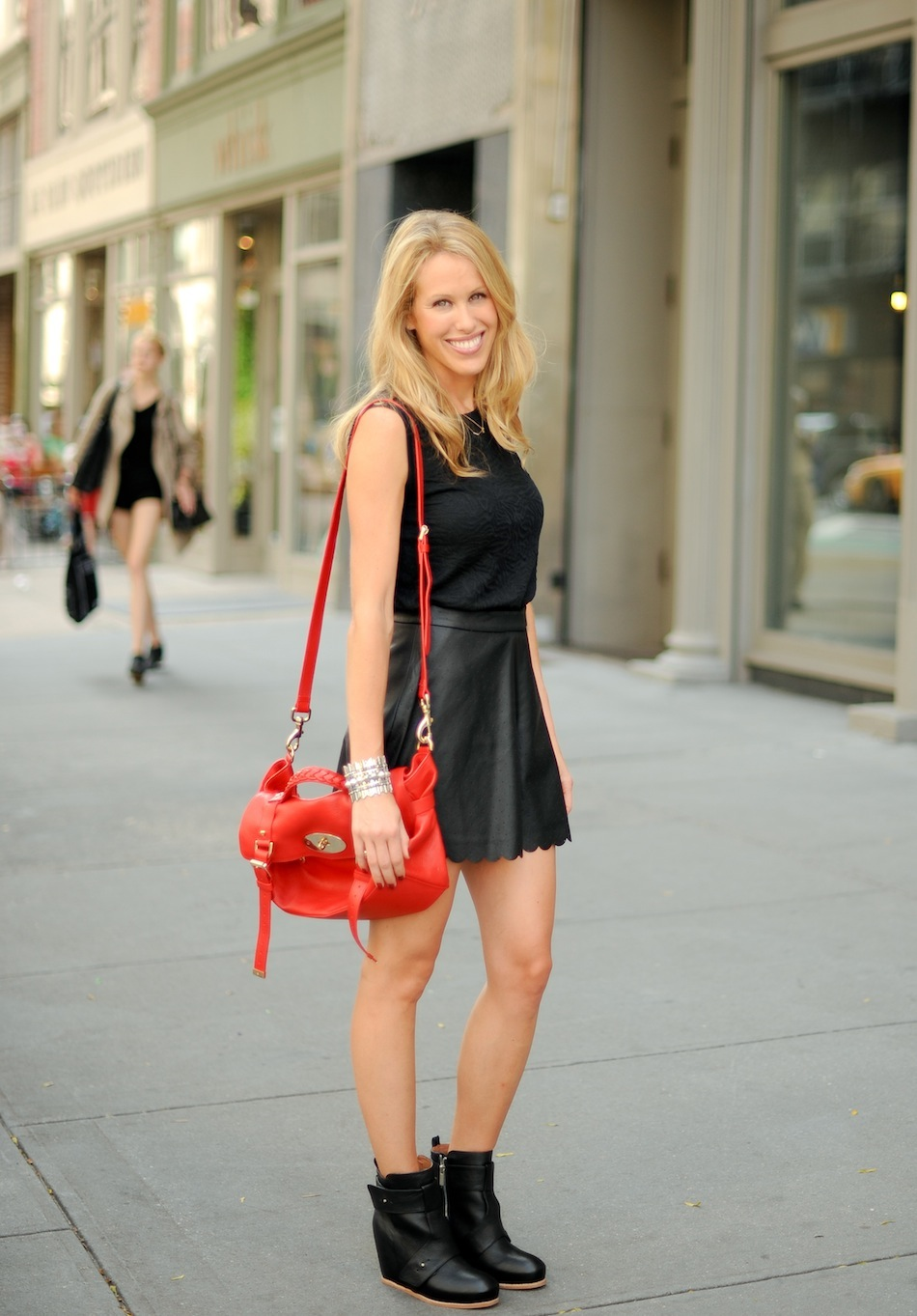 Hitting the streets of the Flatiron // FashionableHostess.com
