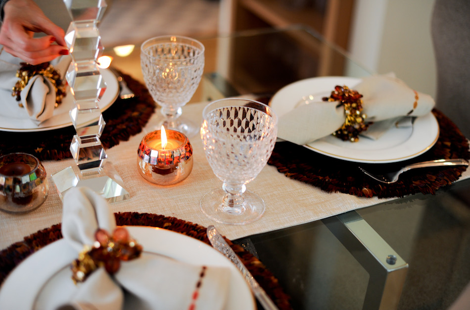 Fall Table // FashionableHostess.com