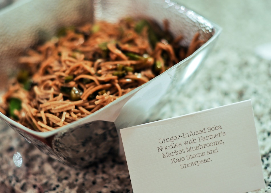 Soba Noodle Labels by FashionableHostess.com