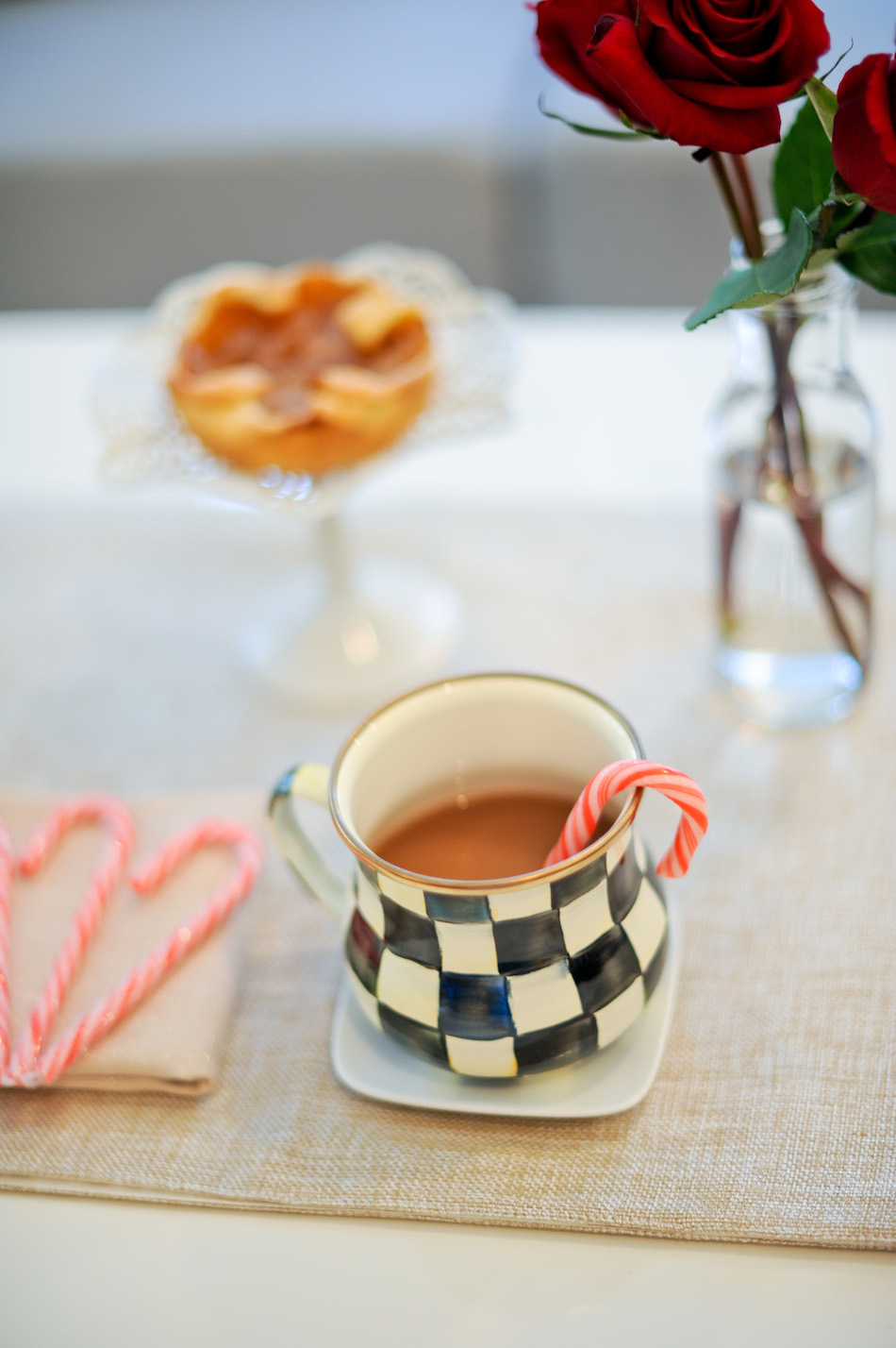 Peppermint Coffee // FashionableHostess.com