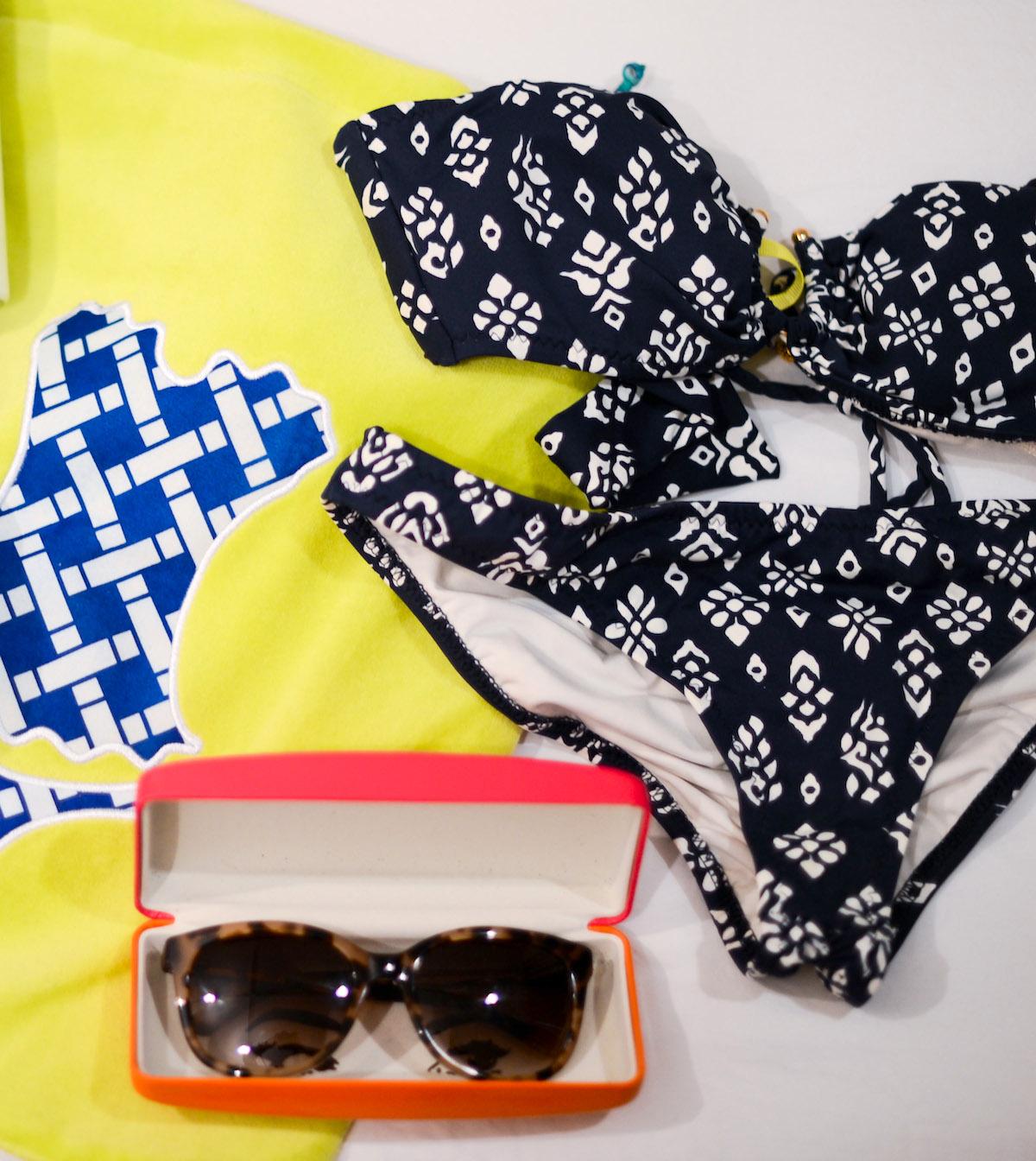 Eberjey Bikini  // FashionableHostess.com