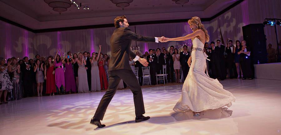 First Wedding Dance, Amanda Saiontz Gluck + Daniel Gluck