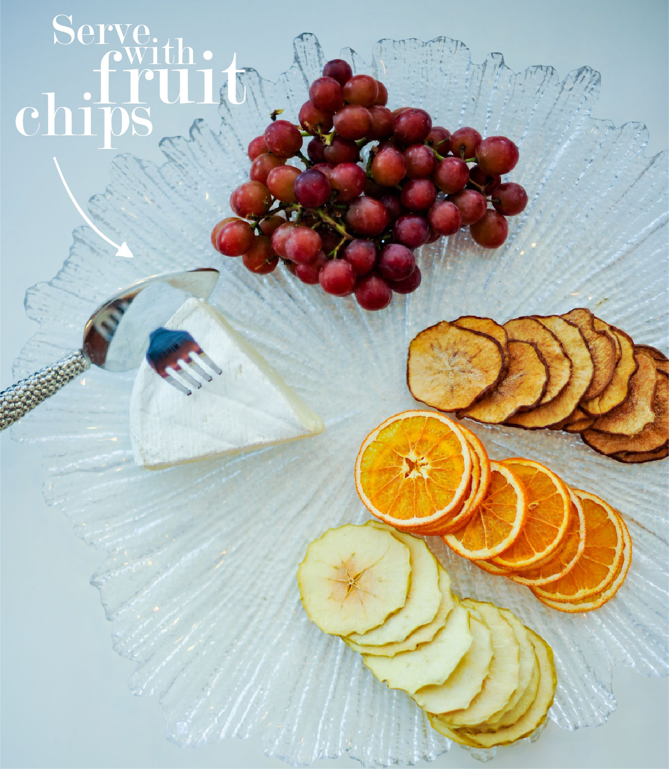 Cheese + Simple & Crisps // FashionableHostess.com