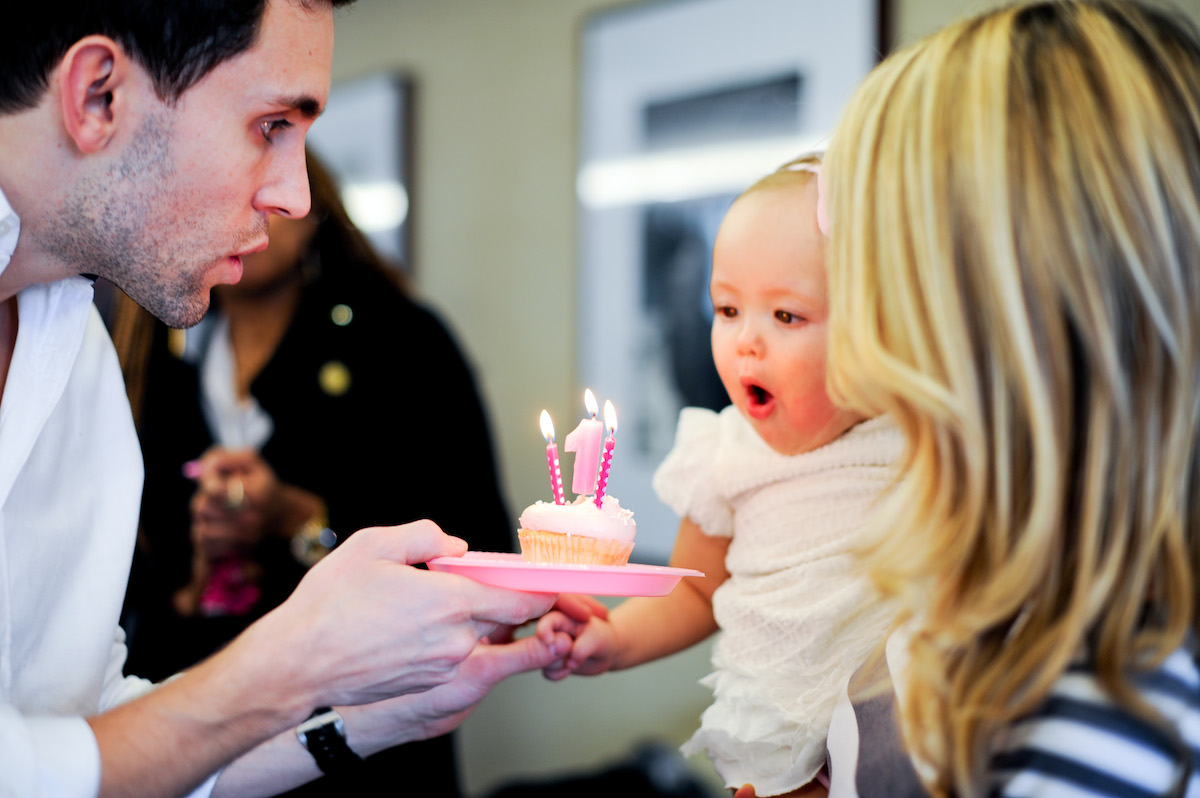 Baby's First Birthday // FashionableHostess.com
