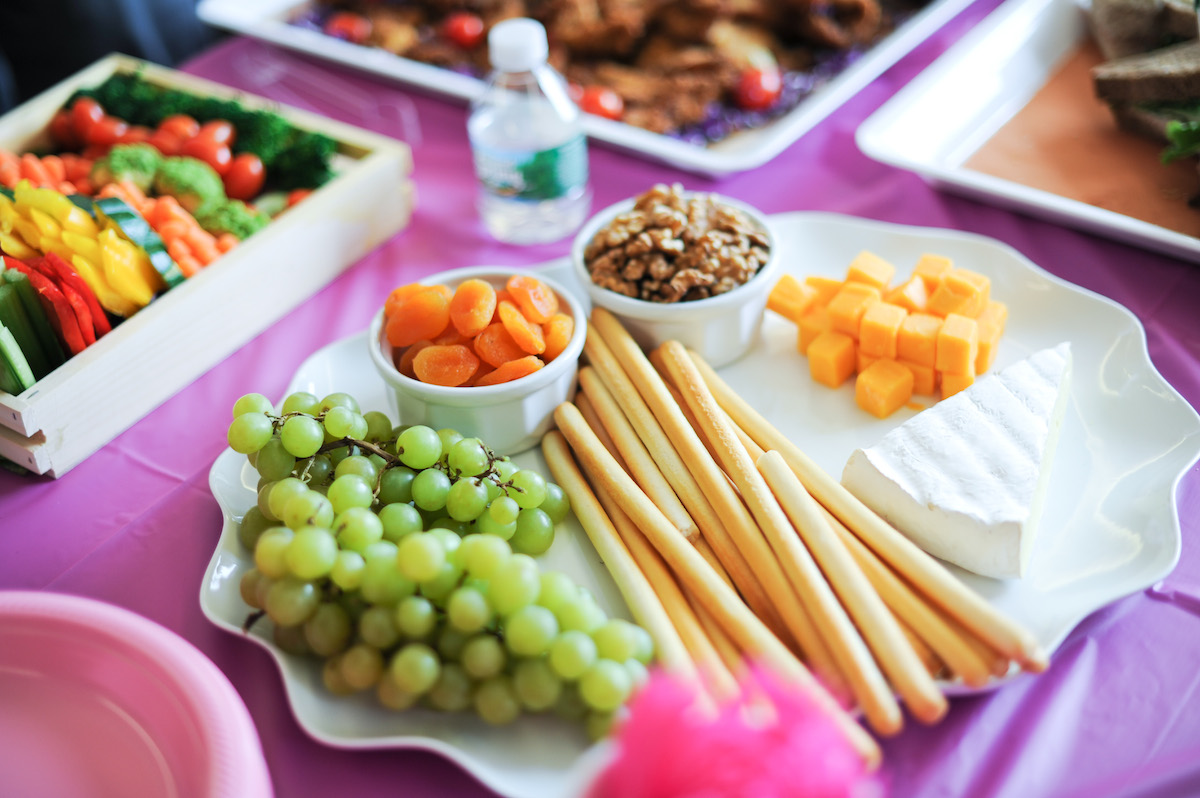 Fashionable Hostess Cheese Platter // FashionableHostess.com