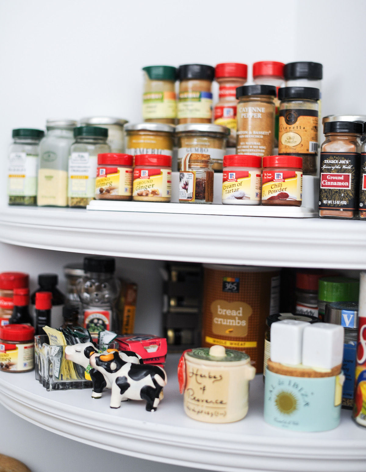 DIY Spice Rack project