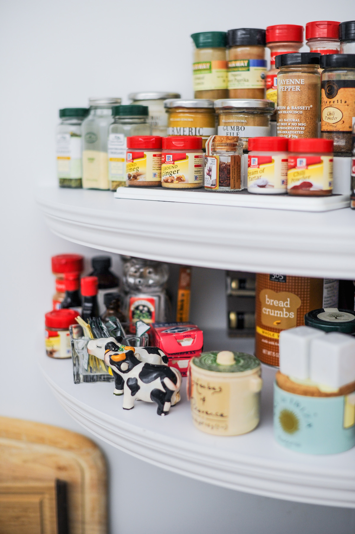 Fashionable Hostess Spice Rack