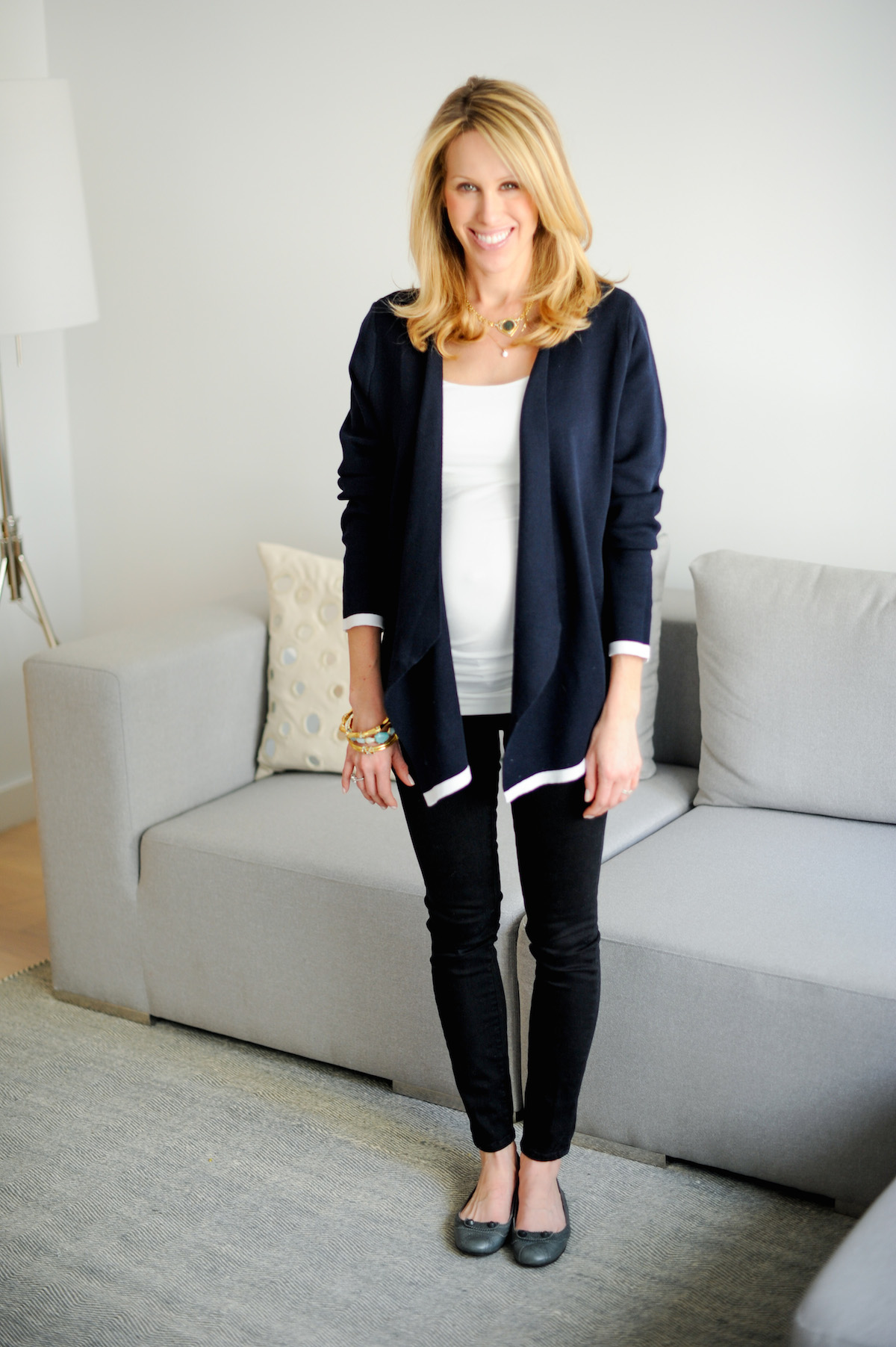 Work appropriate Cardigan from Jones NY by FashionableHostess.com