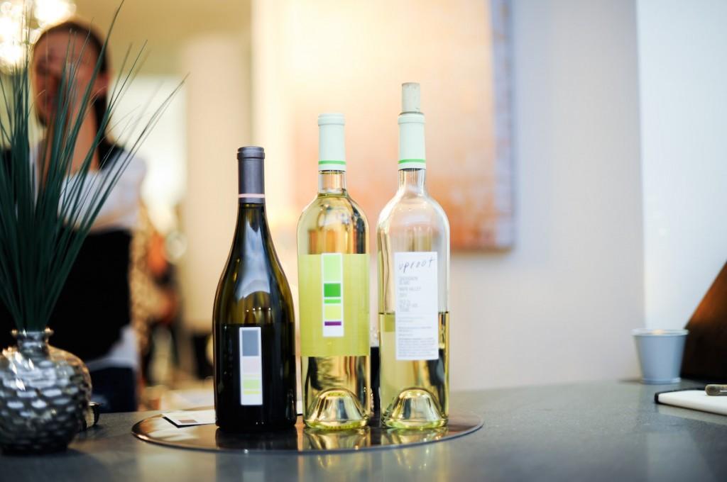 Uproot Wine: Savignon Blanc, Grenache Blanc