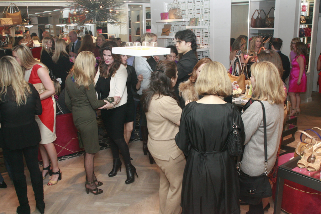 Elaine Turner Store Opening Event in NYC
