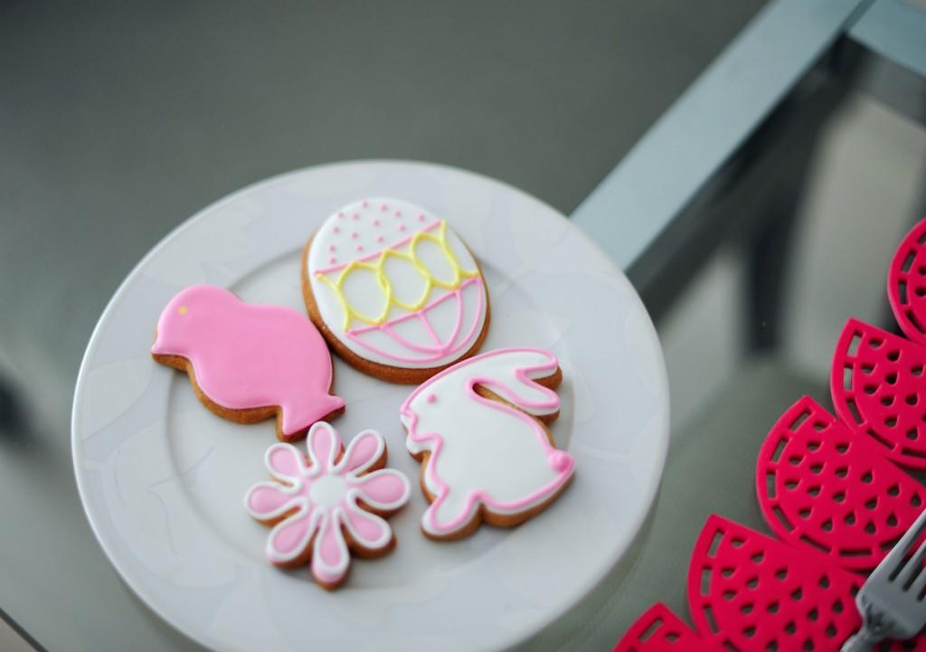 Spring Flurry Cookie Set by elenis cookies