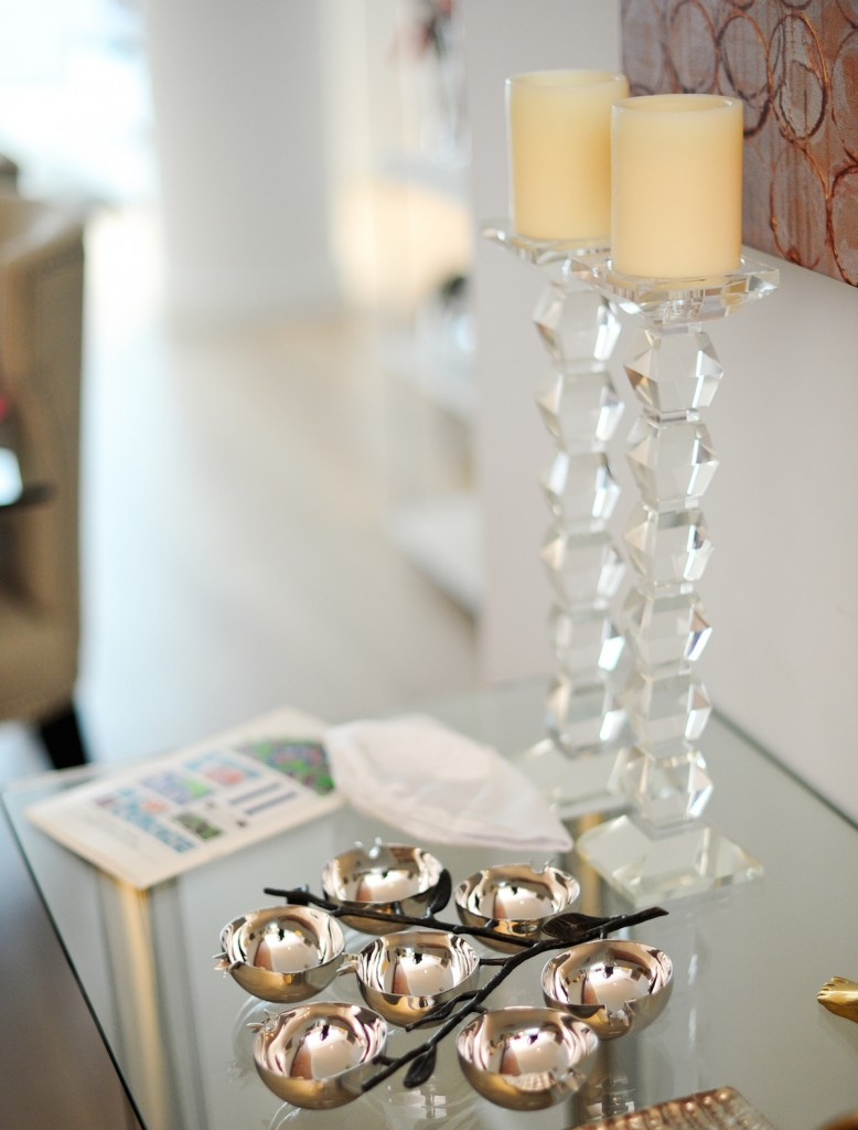 Michael Aram Pomegranate Seder Plate // Fashionable Hostess