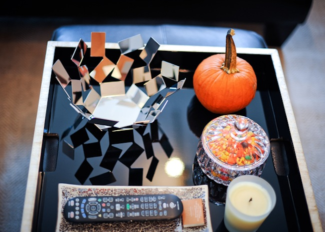 Halloween Tray by Fashionable Hostess