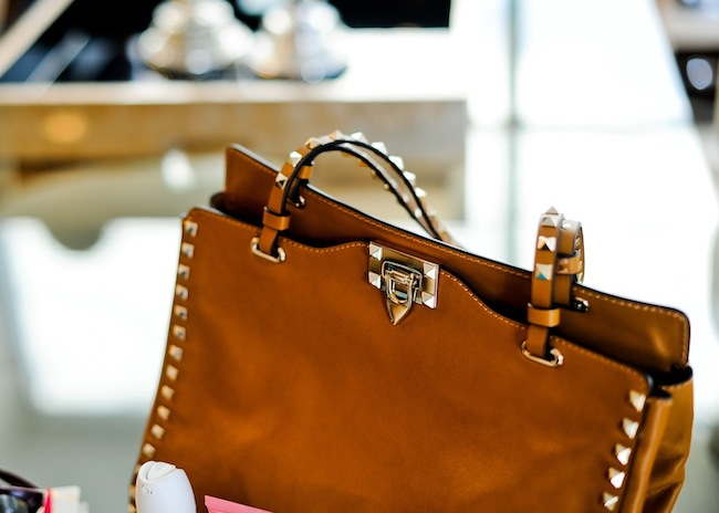 Valentino Rockstud Bag :: FashionableHostess.com