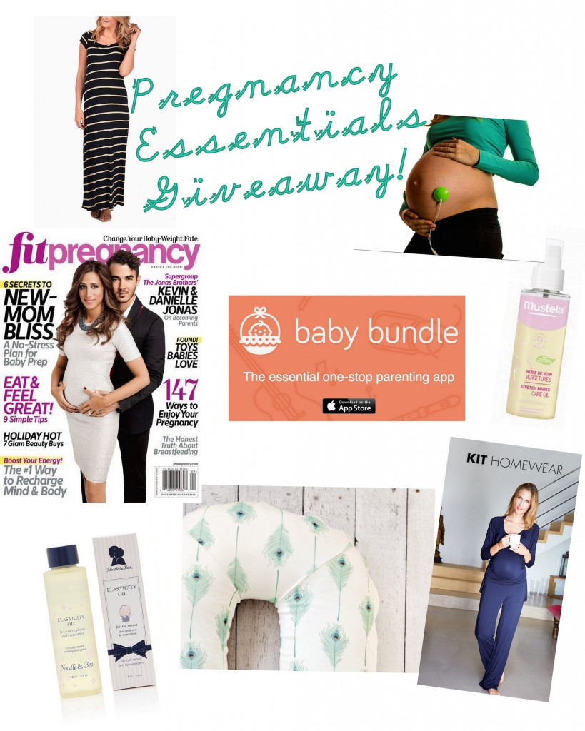 pregnancy giveaway