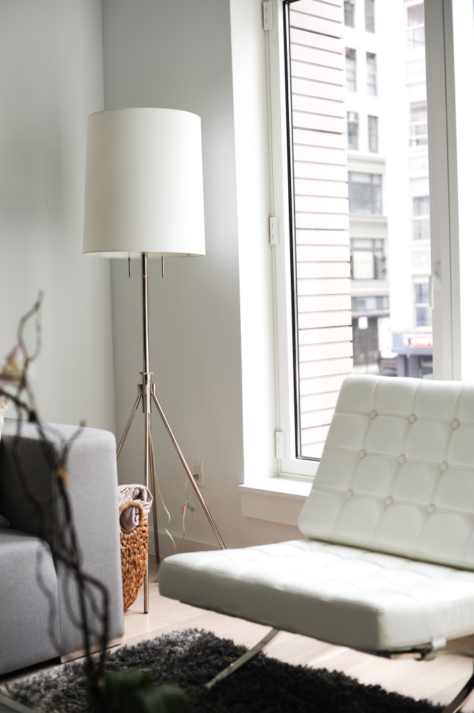 Mod Floor Lamp from West Elm