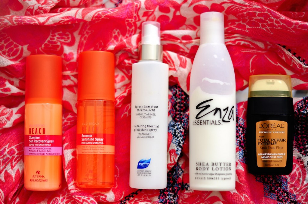 summer beauty essentials for beach5