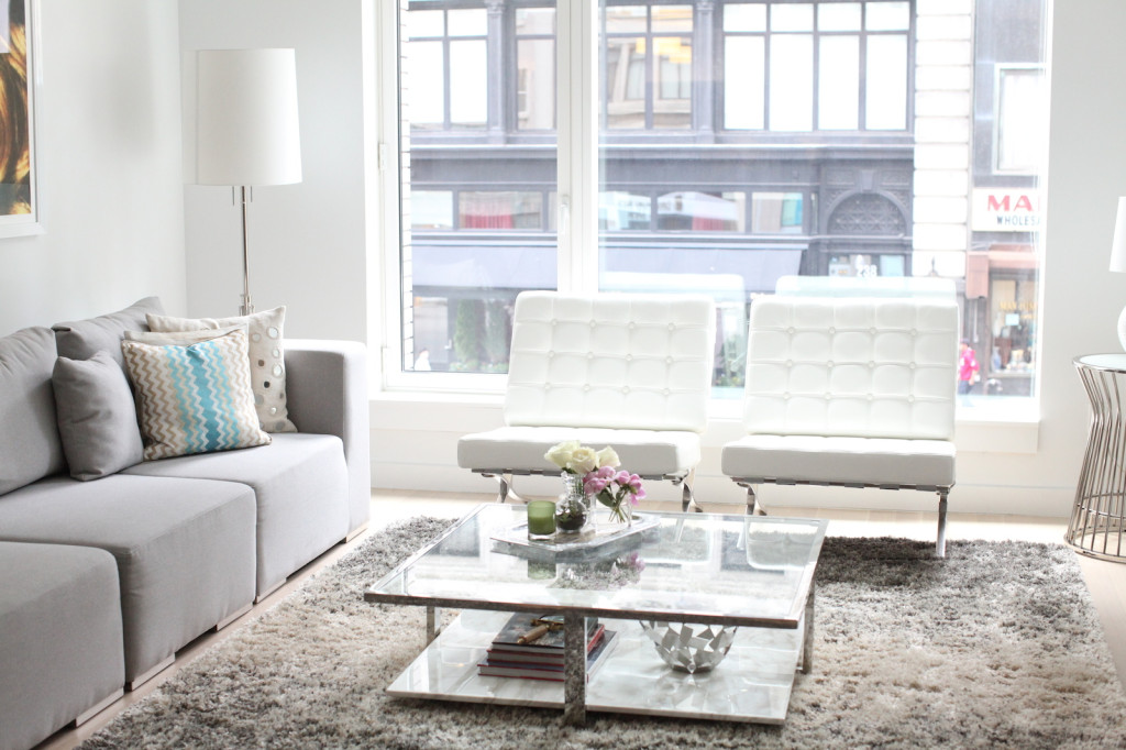Living Room Tour | Fashionable Hostess