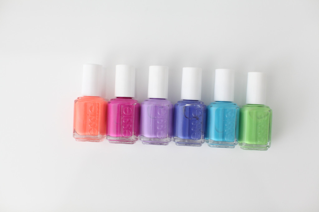Newest Essie Colors 2014