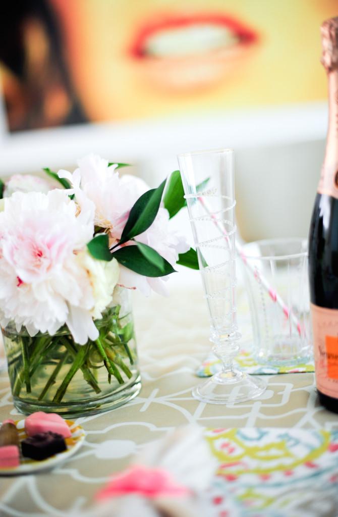 Juliska Amalia Champagne Flites