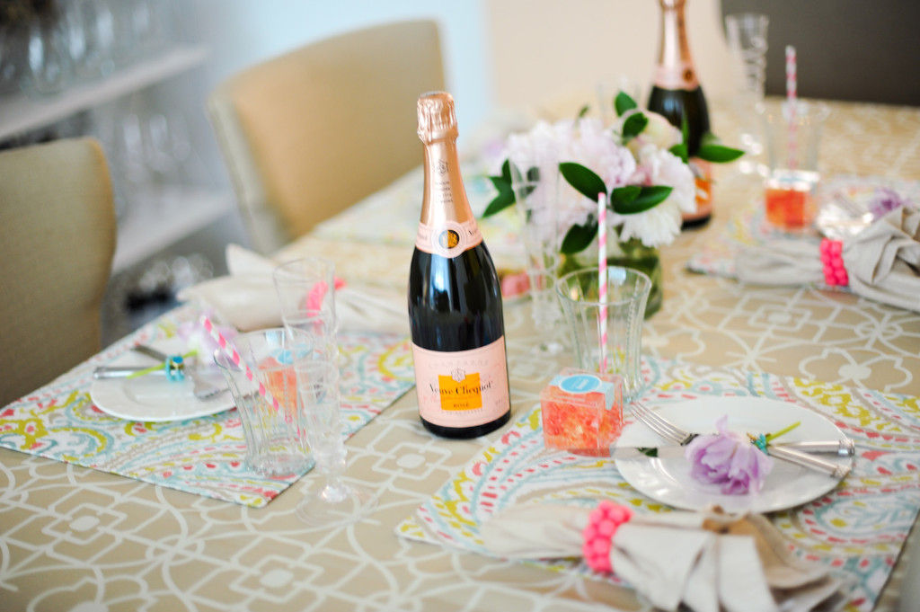 Rose Veuve Clicquot Party