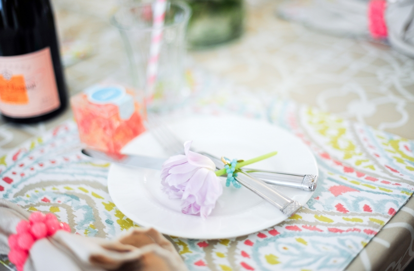 bridal shower party decorating ideas