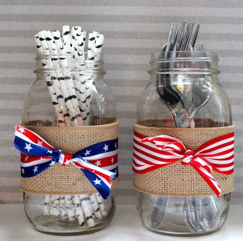 fourth of july table decorations for picnic